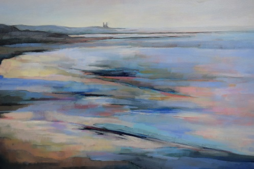 Minnis Bay to Reculver 2017. Commission SOLD