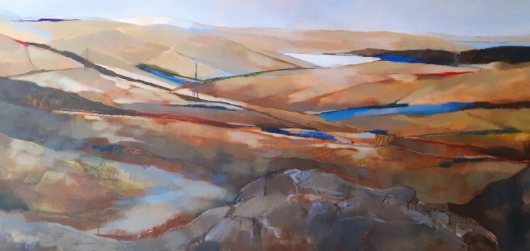 Landscape - Yorkshire 2020. Commission.
