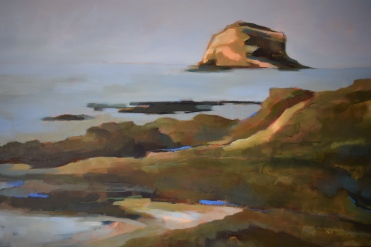 'Bass Rock' Forth of Firth - Commission 2020
